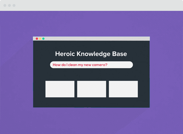 Heroic Knowledge Base Plugin