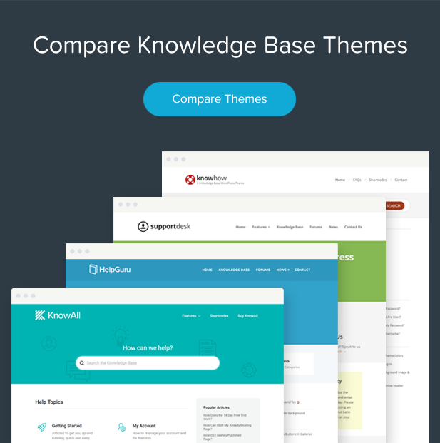 HelpGuru - A Self-Service Knowledge Base WordPress Theme - 11