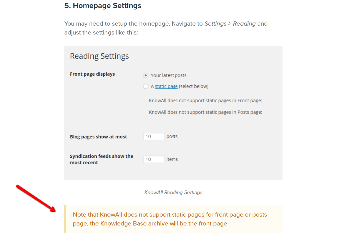 Knowledge Base Article Template - KnowAll Example